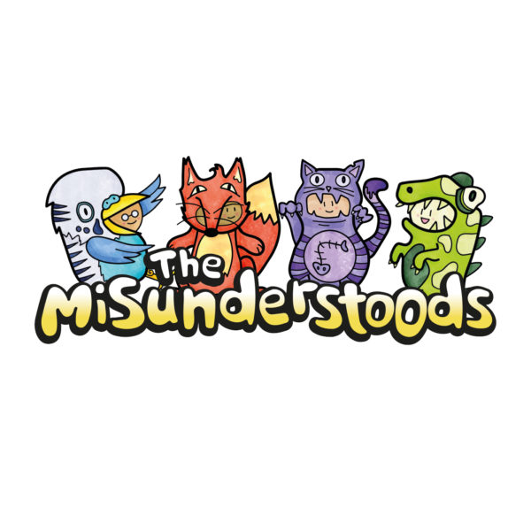 The Misunderstoods game characters
