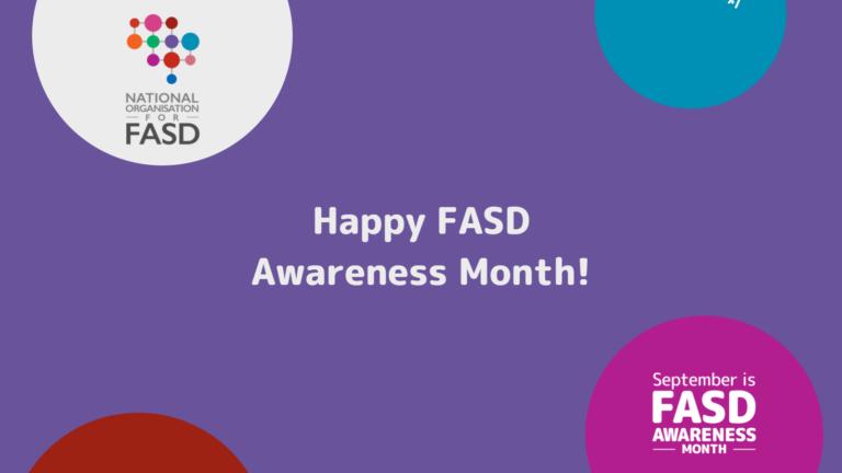 Happy FASD Awareness Month