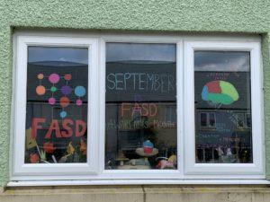 FASD Window Display