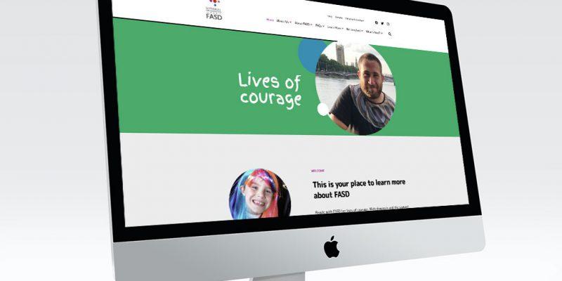 National FASD new website